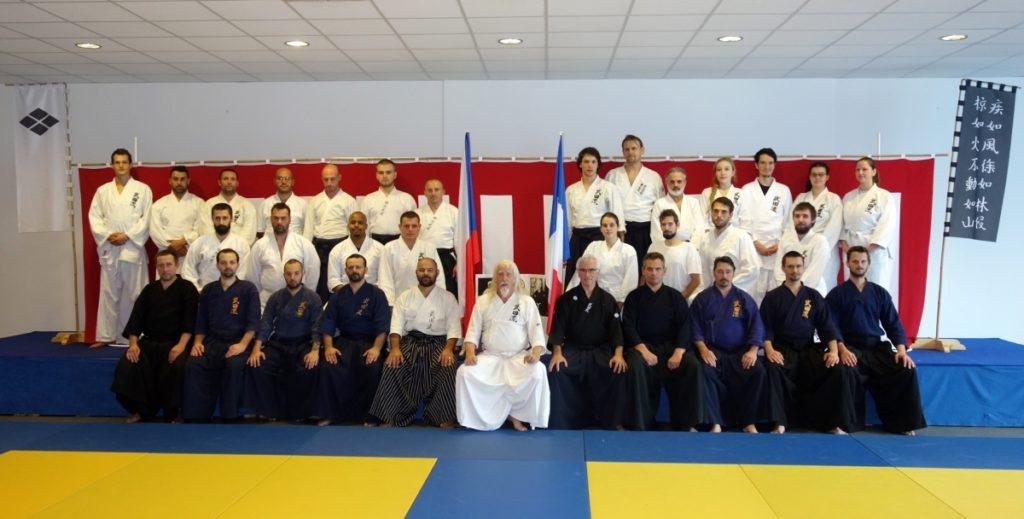 Aiki ju jutsu - Japonské bojové umění Olomouc
